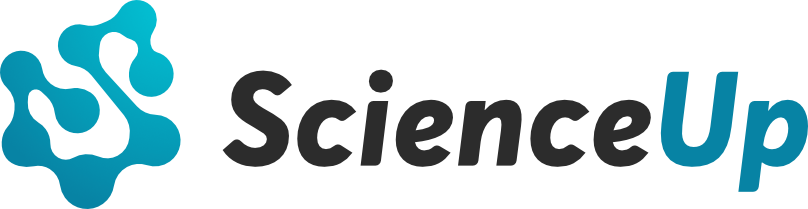 ScienceUp logo
